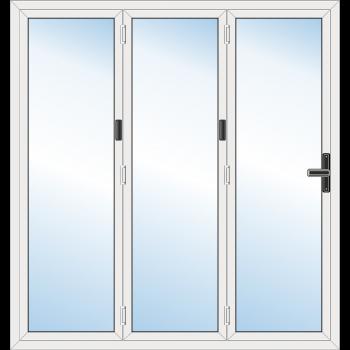 3 Leaf Bi-Fold Door