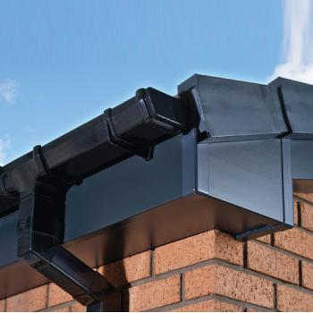 Fascia Soffit and Guttering.