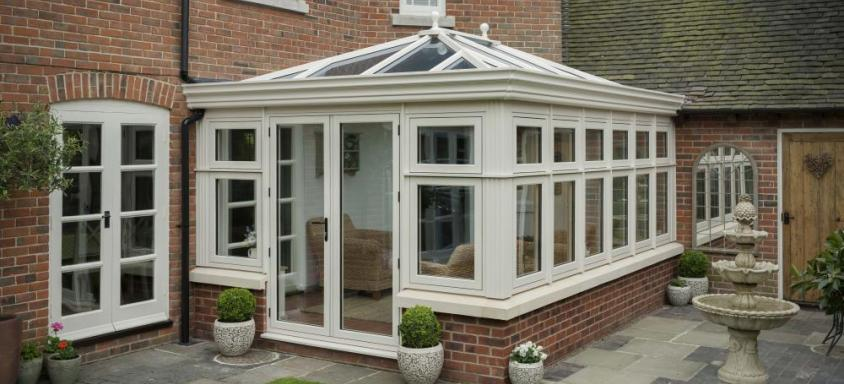 Conservatories, Porches, Lantern Roofs