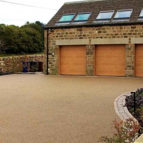 Resin Surfacing Driveways