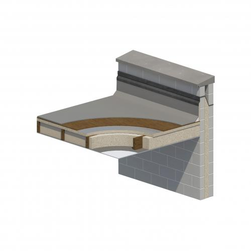 Flat Roof application